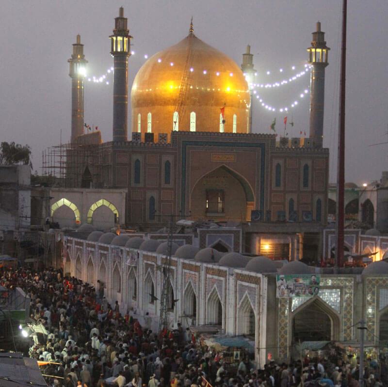 Lal Shahbaz Qalandar's Urs begins in Sehwan