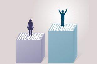 male female pay gap