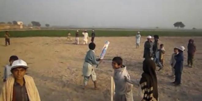 Cricket Match of Affected Children Ghotki by RDPI & PLAN International Pakistan
