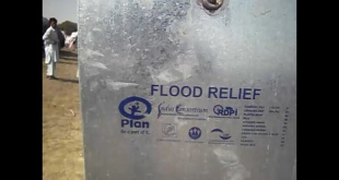 Distribution of Relief Goods Ghotki by RDPI & PLAN Pakistan